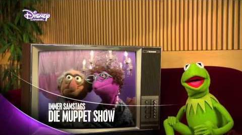 Die Muppet Show - Immer Samstags im DISNEY CHANNEL - Trailer