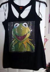 Asda shirt kermit beads