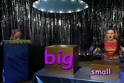 BigOrSmallShow