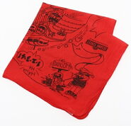 Boofoowoo bandana red 3