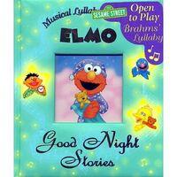 MusicalLullabyTreasuryElmoGoodNightStories2002Sticker