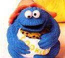 Clutch Cookie Monster