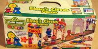 Elmo's Circus Game