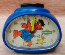 Citizen ernie clock
