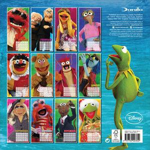 Danilo uk 2014 muppet calendar 2