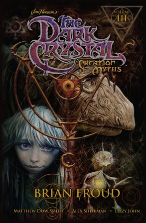 DarkCrystal CreationMyths v3 Cover-669x1024