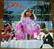 Milton bradley 1981 great muppet caper puzzle dubonnet club