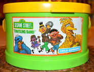 Sesame Street Traveling Band