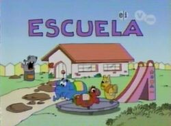 EscuelaCartoon