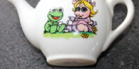 Muppet Babies tea set (Enesco)