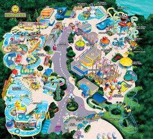 Sesameplace-map