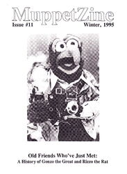 Muppetzine 11 cover