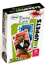 Cartamundi muppet cards 2012 2