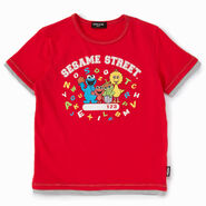 Mono comme ca ism japan 2013 t-shirt red