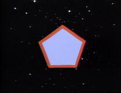 Pentagoninspace