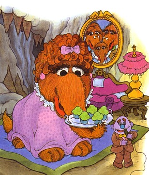 Aunt Agnes Snuffleupagus Muppet Wiki Fandom Powered By