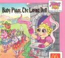 Muppet Babies Happy Meal books