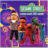 Sesame Street 2006 Calendar