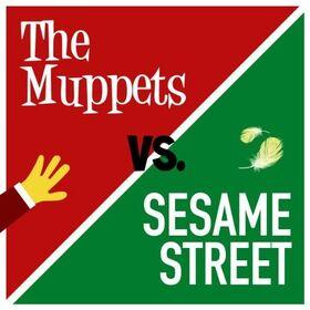 TheMuppetsvsSesameStreet