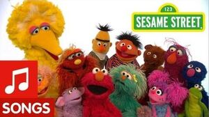 Sesame Street Sing the Alphabet Song!