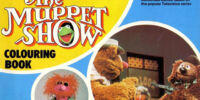 International Muppet coloring books