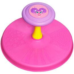 Playskool 2011 sit'n spin abby cadabby