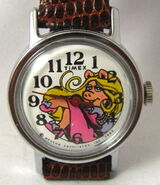 Piggy timex watch 1982