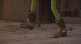 Kermit feet tmm