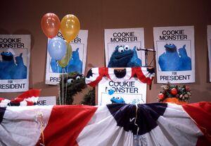 Presidentcookie