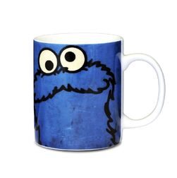 United labels 2015 mug cookie monster a