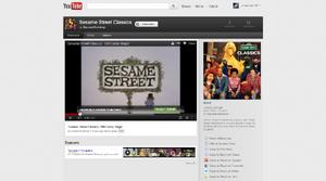 YouTube Sesame Street Classics