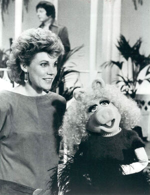Anne Murray Miss Piggy
