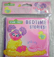 Bedtime stories bubble book