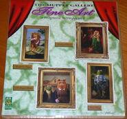 Blue q 2002 muppet art magnets