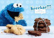 Backen cookies