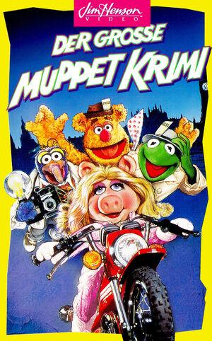 German-Der-Grosse-Muppet-Krimi-VHS