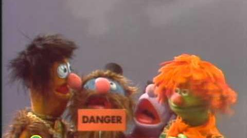 Sesame Street Muppets Sing About Danger