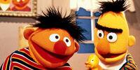 Ernie and Bert Filmography