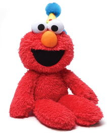 Gund 2015 happy birthday take along elmo
