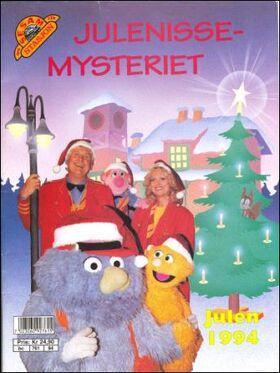 Julenissemysteriet