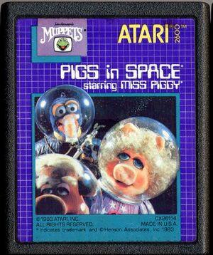 C PigsInSpace Childrens front