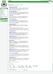 Search results---first page of twenty