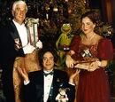 Die Muppets unterm Weihnachtsbaum