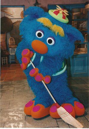 Bluki sweeping