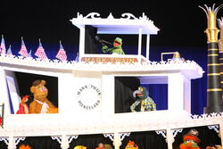 Kermit-riverboat