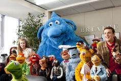 Muppets 2011 group shot