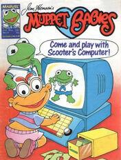 Muppet babies weekly uk 2 may 1987