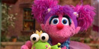 Muppets' transitional objects