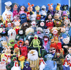 Muppet season 1