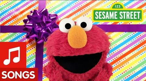 Sesame Street Elmo Happy Birthday Song!